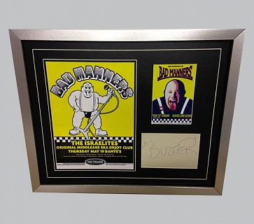 Bad Manners Signed Music Memorabilia