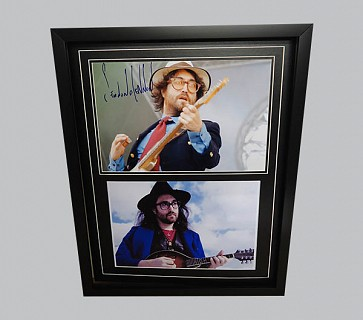 Sean Lennon Signed Music Collectible
