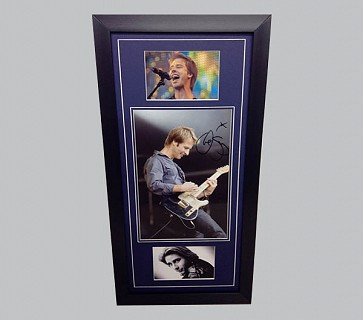 Chesney Hawkes Signed Colour Photo + 2 Photos