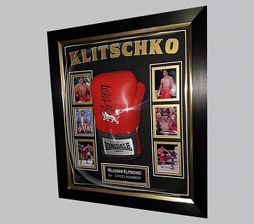 Dome Frame for Signed Boxing Glove