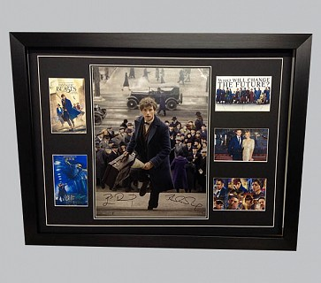 Fantastic Beasts & Where To Find Them Signed Film Memorabilia
