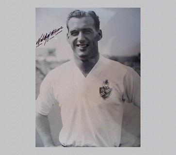 Nat Lofthouse Football Collectible
