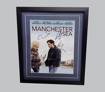 Manchester By The Sea Signed Poster