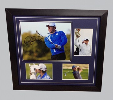 Rory McIlroy Signed Colour Photo + 3 Photos